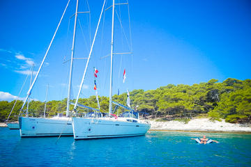 7 Day Sailing in the British Virgin Islands: Explore the Caribbean...