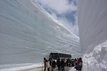 2-Day Tateyama Kurobe Alpine Route, Shirakawago and Hida-Takayama Bus...