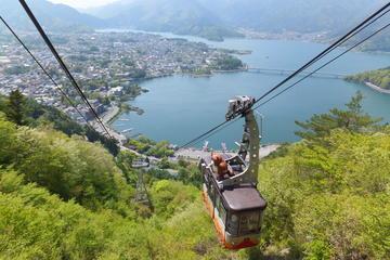 Escapada de un día a la quinta estación del Monte Fuji, incluida la...