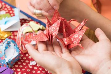 Tokyo Tower Tour and Japanese Cultural Experiences of Origami and Tea Ceremony