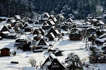 World Heritage Day Trip to Shirakawago from Osaka