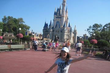 Assistente de parques para a família do Walt Disney World