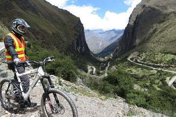 Aventura de Mountain Bike em Abra Malaga