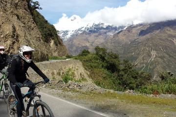 Selva Inca: excursão de mountain bike...