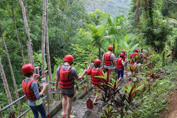 Bali White-Water Rafting with Coffee Plantation Tour and Tasting