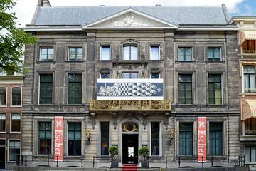 Toegang voor Escher in het Paleis in Den Haag