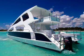 Crucero con fiesta en yate en Punta Cana