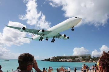 Beaches of St Maarten Private Day Trip
