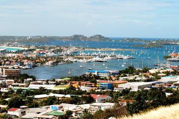 Visite privée de l'île de Saint-Martin