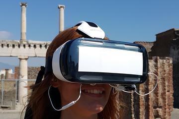 Recorrido privado de 3 horas en Pompeya con gafas de realidad virtual...