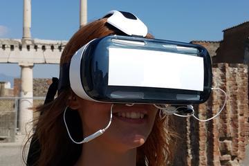Visita a Pompeya en realidad virtual...