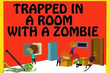 ゾンビと一緒に閉じ込められたマドリードの部屋か…