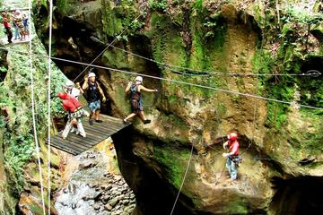 Guachipelin Adventure Zipline