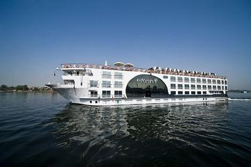 4 days 3 nights Nile Cruise from Aswan to Luxor included sleeper train