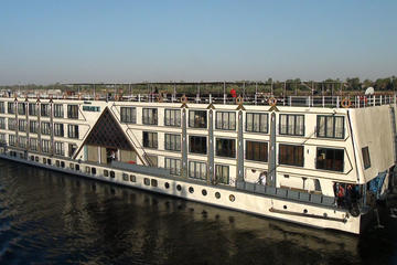 Book Blue Shadow Cruise  5 days 4 nights from Luxor to Aswan included sightseen