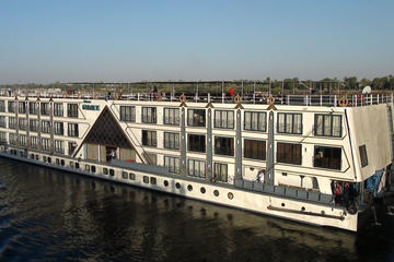 Book Nile Shams Cruise  5 days 4 nights from Luxor to Aswan included sightseen