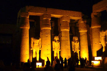 Book online Sound and Light Show at Karnk Temple in Luxor