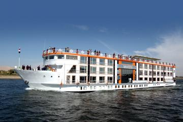 Royal Ruby Nile Cruise 5 days 4 nights from Luxor to Aswan included sightseen