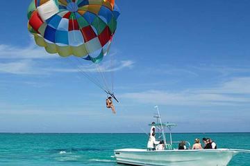 Aventure en parachute ascensionnel au départ de Punta Cana