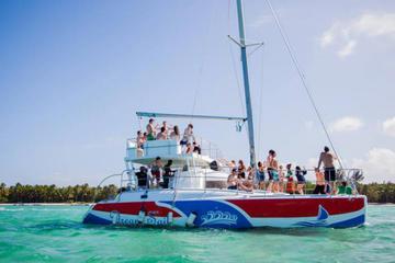 Dream Sail Catamaran Tour from Punta Cana