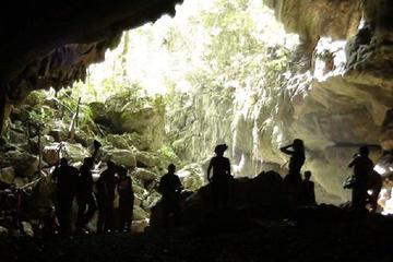 Excursion aventure Punta Cana jusqu'à la grotte Fun Fun