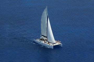 Punta Cana Half-Day Catamaran Cruise with Snorkeling