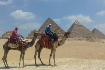 Best Cairo Adventure Tours Visit Giza Pyramids and ATV Quad bike ride in desert