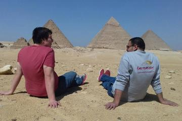 Cairo Half day tours to Giza Pyramids and Sphinx