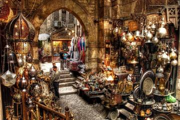 Cairo Shopping Tours to Old Markets and Local Souqs