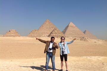 Cairo Stopover Tours Visit Giza Pyramids from Cairo airport