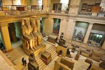 Cairo top tour visit Egyptian Museum