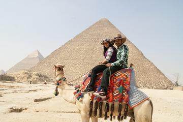 Private Day Tour to Giza Pyramids Sphinx Memphis Saqqara and Dahshur Pyramids