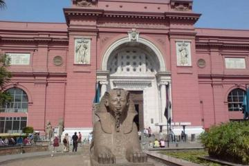 Tour to Egyptian Museum Citadel and Coptic Cairo