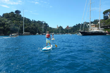 SUP Tour to Portofino