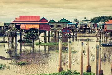 Private Wooden Boat Trip on the Tonle ...