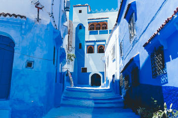Fes to Chefchaouen Private Day Tour