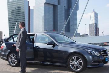 Rotterdam Cruise Terminal to Amsterdam Airport Private Chauffeured...