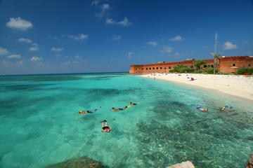 Dagtrip per catamaran naar Dry Tortugas National Park