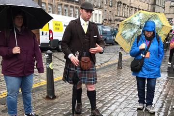 Edinburgh Royal Mile Walking Tour