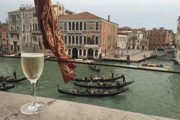 ゴンドラとヴェネツィア パレスでのガラ ディナ…