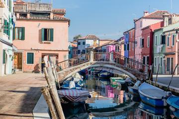 大運河ボート プライベートツアー: ムラーノとブラーノ