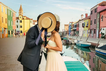 A Romantic Getaway in Burano