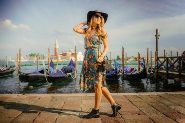 Excursión privada: Sesión fotográfica para retrato en Venecia