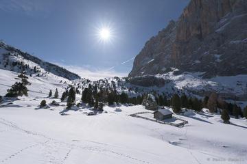 Ski Tour in the Dolomites