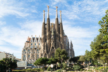 Full Day Guided Tour and Skip the Line: Sagrada Familia, Park Güell...