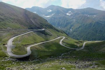 1-Day Motorbike Rental from Bucharest