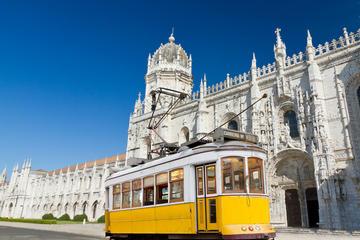 Excursão privada de dia inteiro em Lisboa