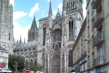 Visite privée à Rouen Bayeux et...