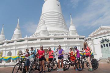 Halbtägige Radtour durch das kulturelle Bangkok Siam Boran