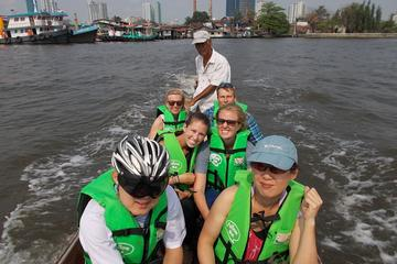 Half-Day Siam Sawan Jungle Bike Tour of Bangkok